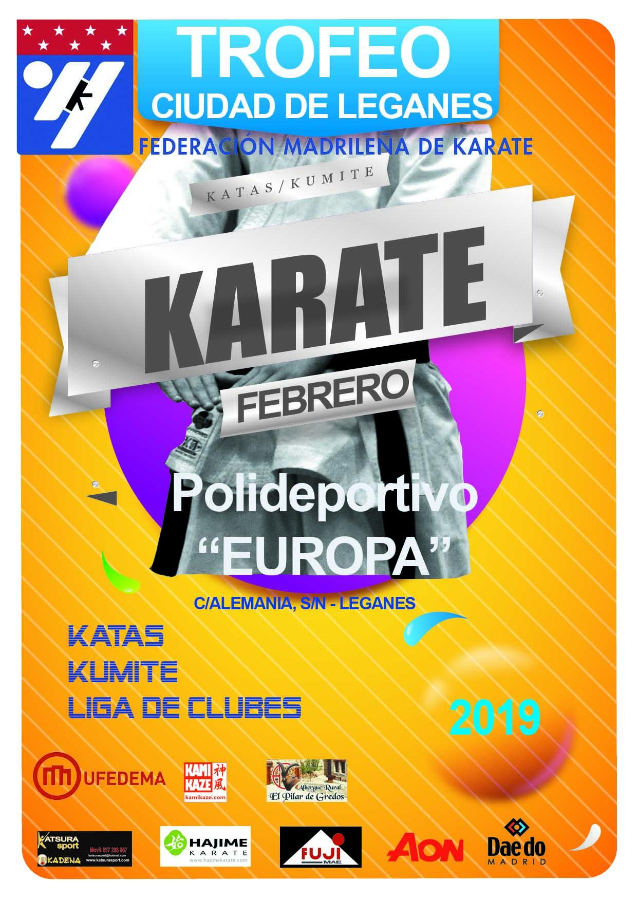 Trofeo Ciudad de Leganés 2019