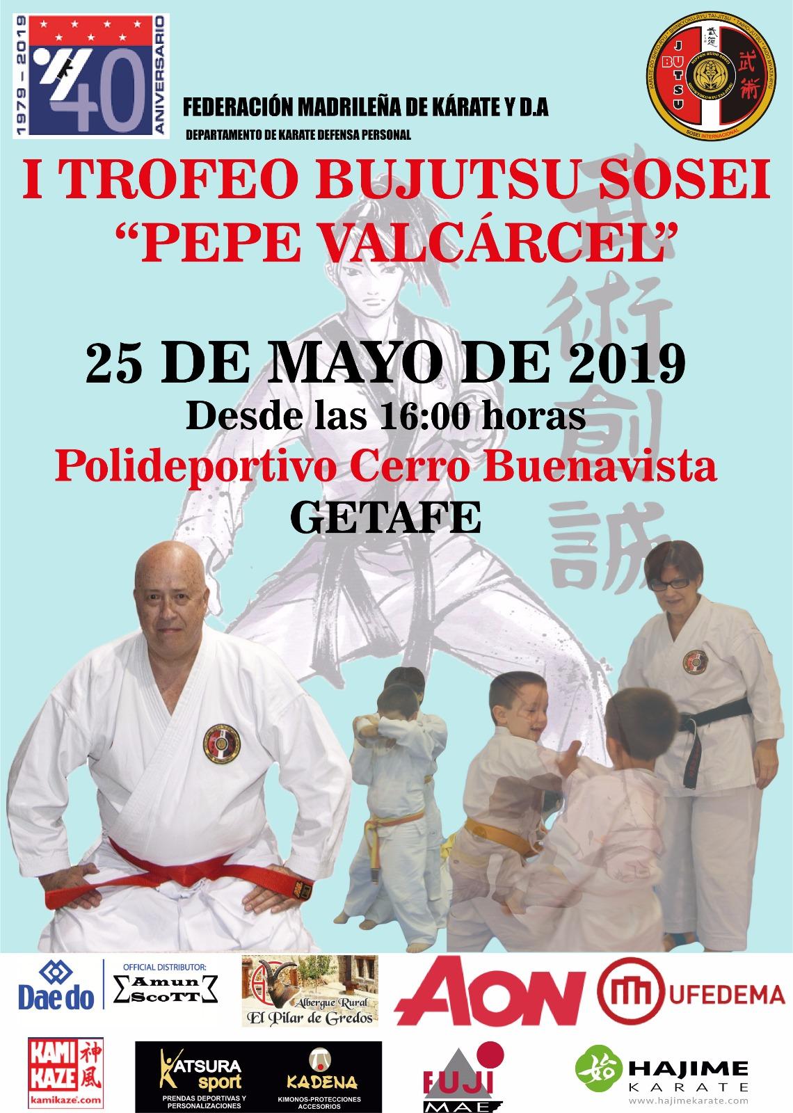 I Trofeo Bujutsu Sosei 2019