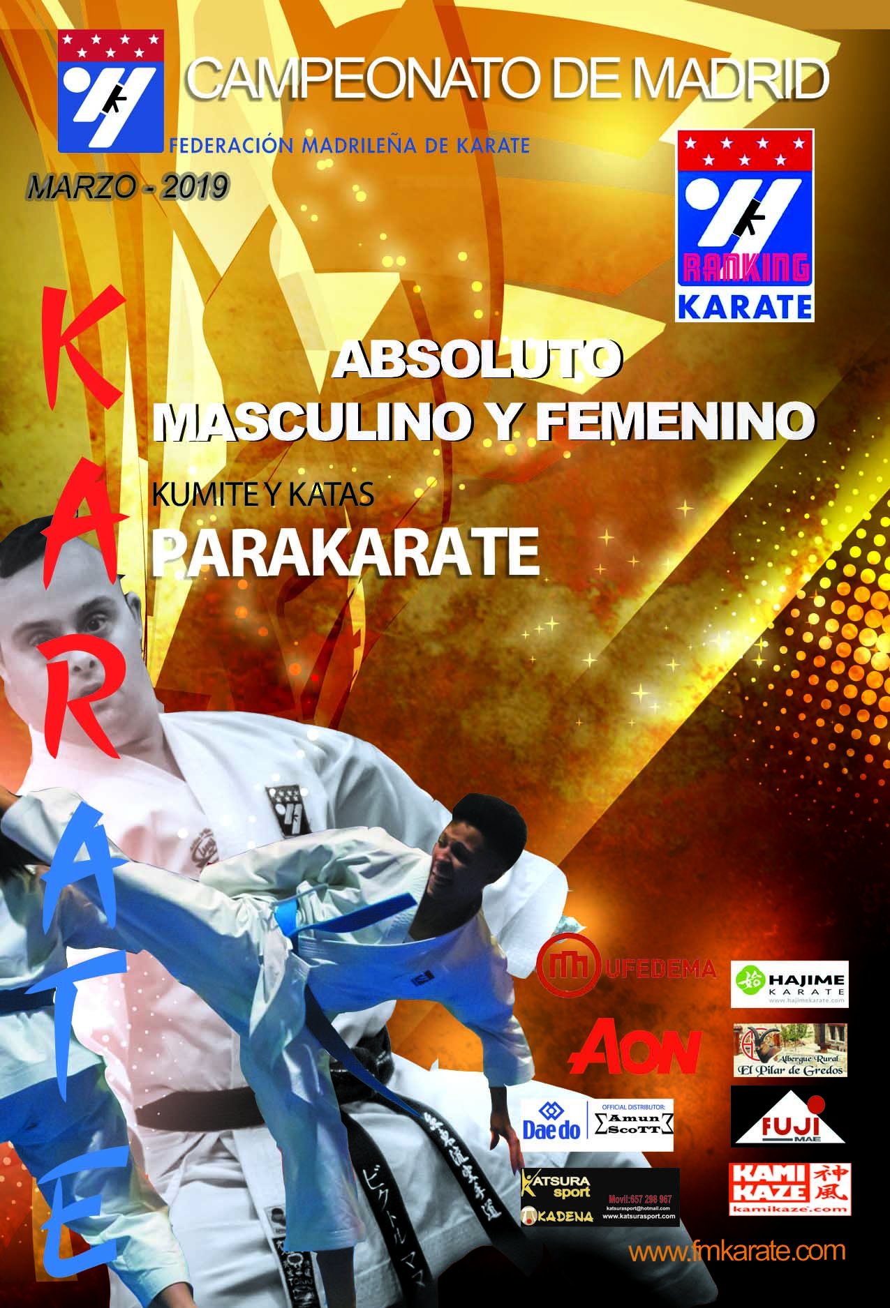 FMK Campeonato Absoluto 2019