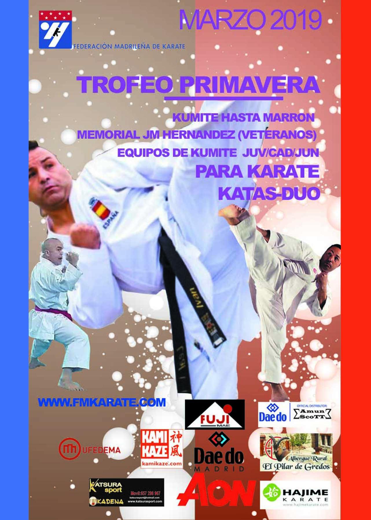 FMK Trofeo Primavera 2019