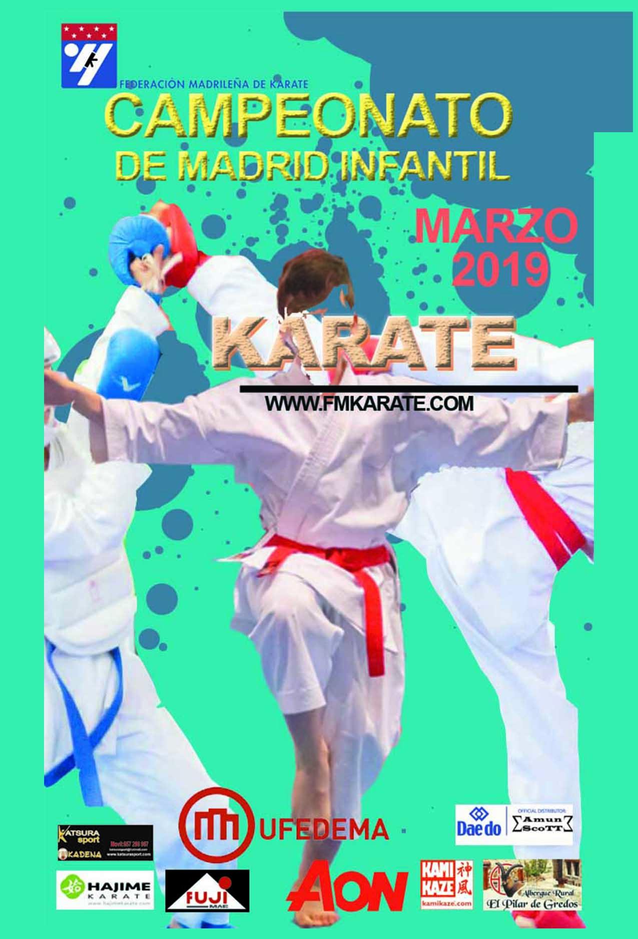 FMK Campeonato Infantil 2019